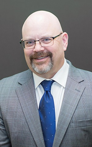 Illinois News Network publisher Chris Krug. - COURTESY OF THE FRANKLIN CENTER.