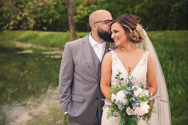 Graham and Keely Weber held their reception at Longbridge Golf Course on May 25, 2019. - PHOTO BY MATT DEBACKERE PHOTOGRAPHY