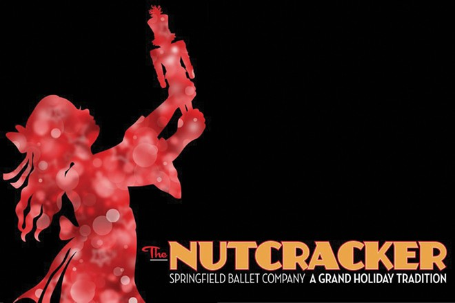 The Nutcracker: Dec 14-15, Sat and Sun 2pm.