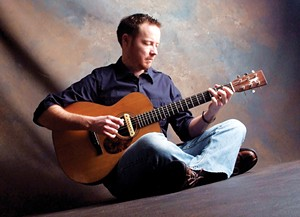 Dave Littrell plays Obed & Isaac's on Thursday, Dec. 26.