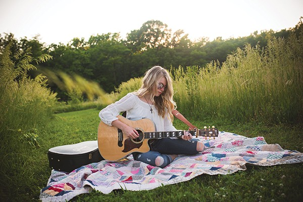 Ella Gibson plays Frankie's Brewhaus on Friday night along with Bailee Rainwater.