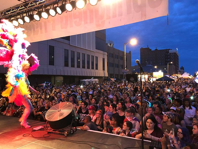 Springfield PrideFest is May 16 - COURTESY SPRINGFIELD PRIDEFEST