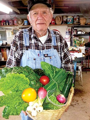 """Ron Suttill, the face of the farm for many years, died last spring. Suttill's continues to grow his favorite varieties because """"his spirit is very present around here."""""""