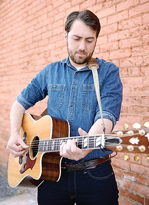 Ethan Taylor Stephenson plays the West of Wise Winery near Petersburg this Saturday afternoon from 2 to 5.