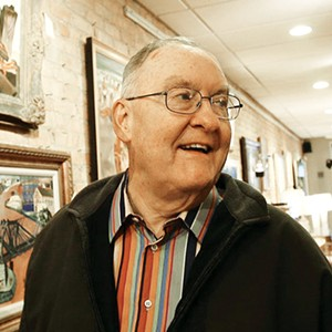 Former Illinois Gov. James Thompson. - PHOTO BY CHUCK BERMAN/CHICAGO TRIBUNE/TNS