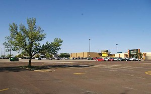 With plans to move the Illinois Environmental Protection Agency, the state of Illinois has bought space at White Oaks Mall. - PHOTO BY DAVID HINE