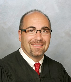 "Chief Judge Mark Fellheimer, pictured, says that judges in the Eleventh Judicial Circuit have decided that Patrick ""Tim"" Timoney will remain a public defender."