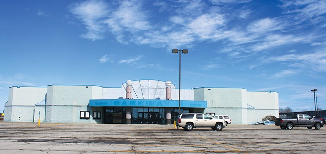 Work is already underway to convert the Parkway Pointe AMC movie theater that closed last year into a marijuana dispensary. Maribis, which has dispensaries in Grandview and Chicago, has until March 31 to open a new dispensary for recreational marijuana under its state license.