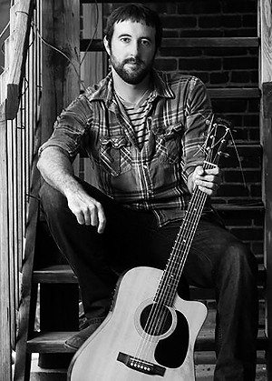 Singer-songwriter Pete Sander plays Boone's Saloon this Thursday evening. Photo by Rich Dalsin