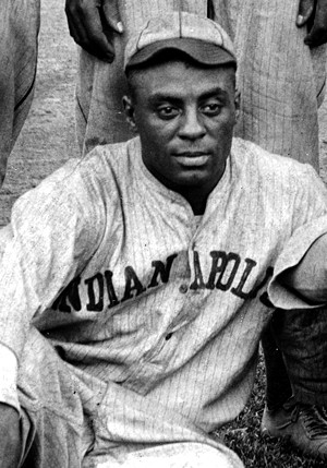 Oscar Charleston's 43-year baseball career included stints playing with the Indianapolis ABCs and the Indianapolis Clowns. In the mid-1930s he was manager for the legendary Pittsburgh Crawfords.