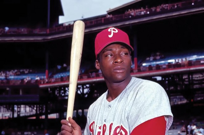 Dick Allen began his 15-season Major League Baseball career in 1963, playing for the Philadelphia Phillies. He was an All-Star in seven seasons and is ranked among baseball's top offensive producers of the 1960s and early 1970s, but has never been inducted into the National Baseball Hall of Fame.
