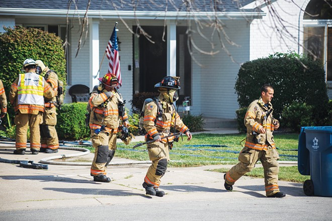 During its Sept. 21 meeting, the Springfield city council approved a $750,000 contract with a St. Louis-based architecture firm to design three new fires stations. The locations have not been finalized, but one new station is intended to better serve the southwest area near Piper Glen and Panther Creek neighborhoods. - CREDIT: ZACH ADAMS, 1221 PHOTOGRAPHY