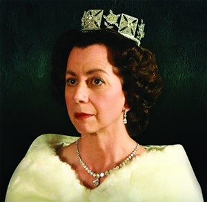 Her Majesty the Queen played by Mary Young. - PHOTO BY CHUCK MCCUE