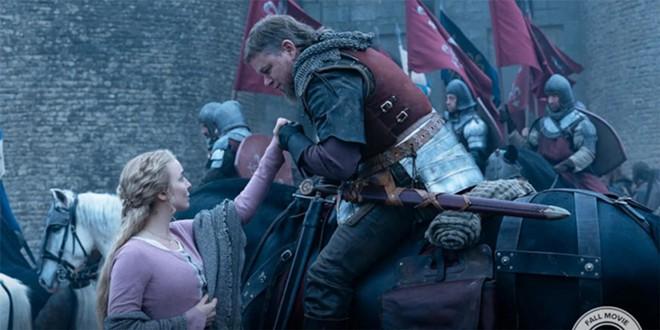 Matt Damon in Ridley Scott's The Last Duel