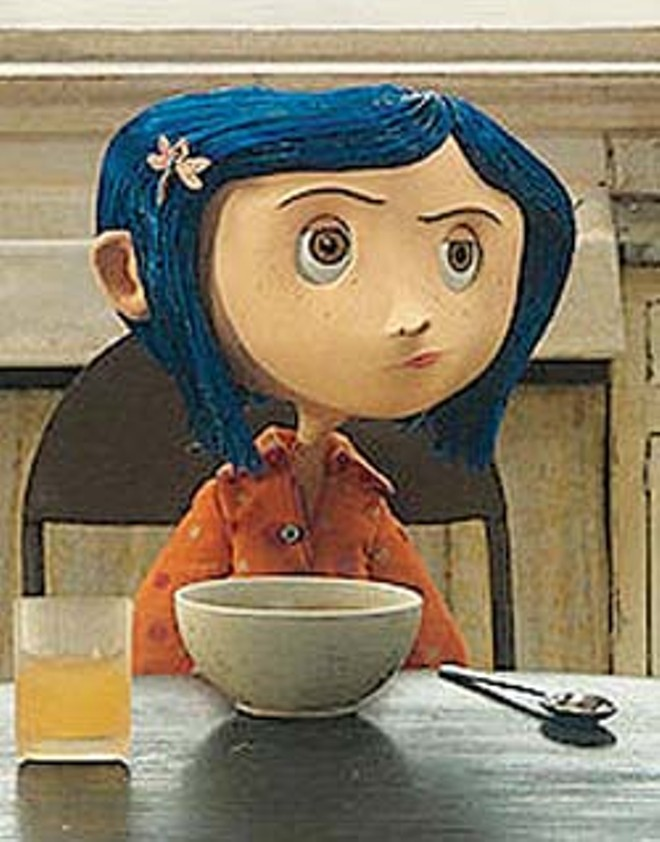 Fairy Tale Conventions And Primal Fears Propel Coraline