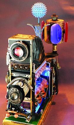"""Spectrum Detector"""