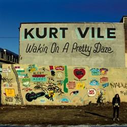 "For his top album of 2013, Brown picks Kurt Vile's ""Walkin' On a Pretty Daze."""