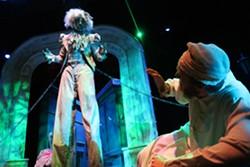 """A Christmas Carol,"" returns to the University of Idaho Theatre's stage this season."