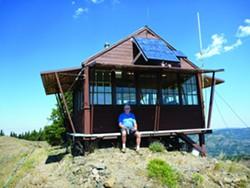 Oregon Butte Lookout