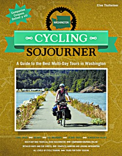 """Multi-day trips in Washington State are planned for riders of all levels in """"Cycling Sojourner."""""""