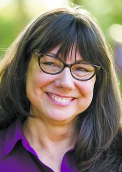 Ann Hoste, artistic director of Idaho Repertory Theatre. - GEOFF CRIMMINS