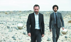 Broken Bells are indie rockers Brian Burton (better known as Danger Mouse) and James Mercer, the lead vocalist and guitarist for the Shins.