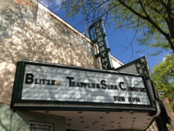 This spring, Larson Hicks booked Blitzen Trapper and Sera Cahone as his first Kenworthy Performing Arts Centre gig.
