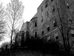 Hundreds of people will tour the former St. Ignatius Hospital at Colfax this month in search of ghosts. - TRIBUNE/BARRY KOUGH