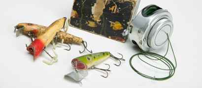 Fishing accessories - GETTY IMAGES