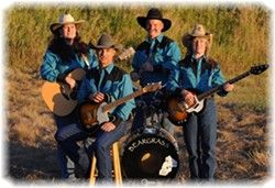 Beargrass will play classic country at the Spring Round-Up.