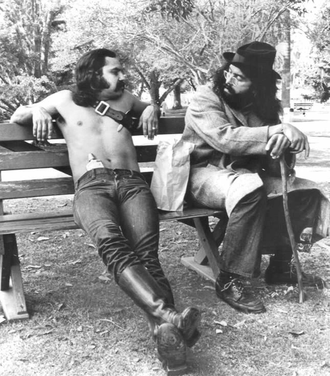 Cheech and Chong, 1972