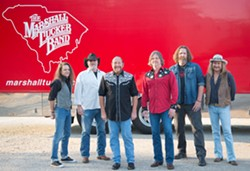 The Marshall Tucker Band will play Friday at the Clearwater River Casino.
