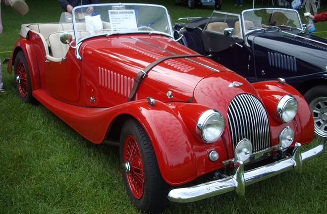 A 1959 Morgan