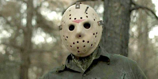 """The 1980s slasher franchise, """"Friday the 13th,"""" features the fictional character Jason Voorhees, who made the hockey mask an icon of '80s horror."""