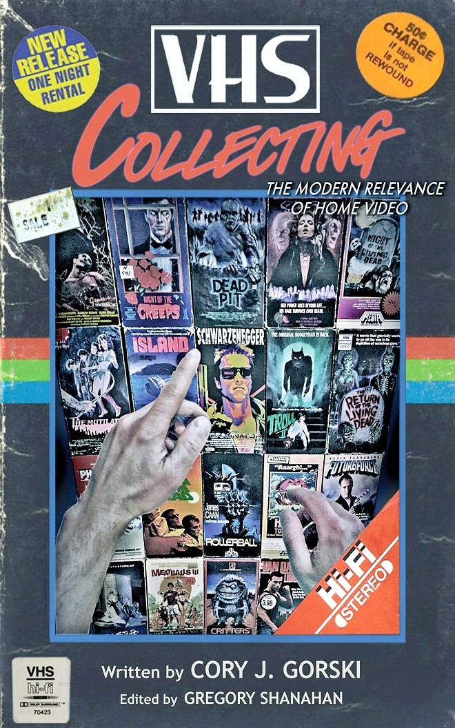 Released this fall, ?VHS Collecting: The Modern Relevance of Home Video,? is a deep dive into the world of video cassette tape collecting, from how the format changed the way we watch movies to how it remains relevant today.