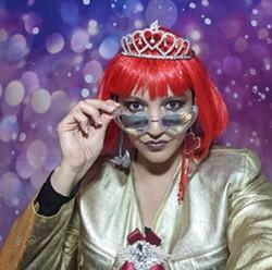 guest artist Sarah Hennessey