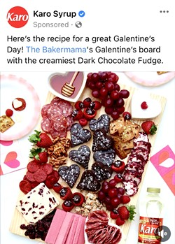 Ads celebrating Galentine's Day are becoming more common.