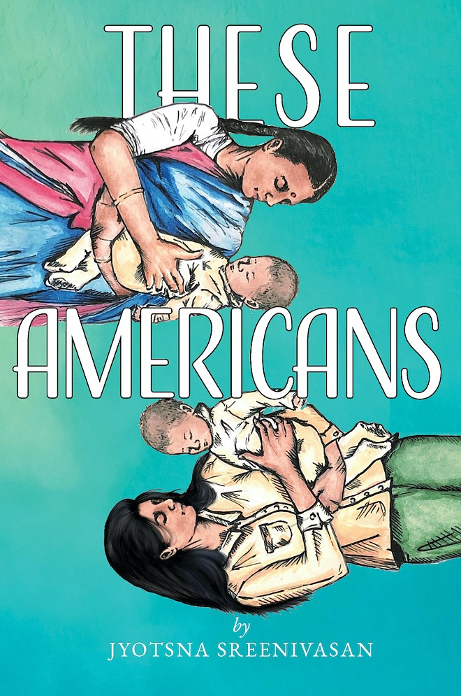 """""""These Americans"""" cover"""