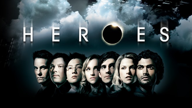 """'Heroes"""" was an NBC was a show that Bryan Fuller worked on as a writer."""