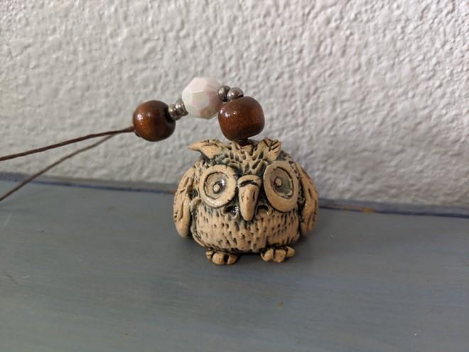 Ceramic Critter