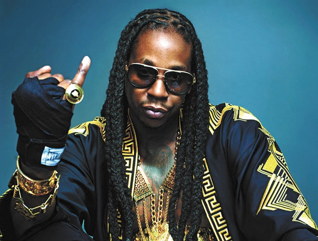 2 Chainz knows how to live life to the fullest.
