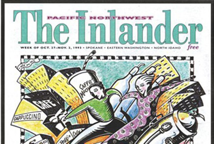 20 Years of Inlander Covers