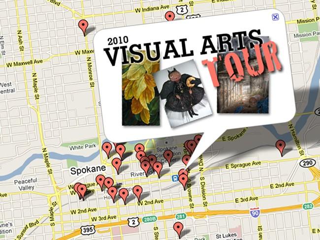 2010 Visual Arts Tour