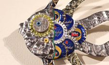 A First Friday preview of the new Chase Gallery exhibit