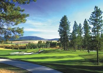 North Idaho's Best Golf Course