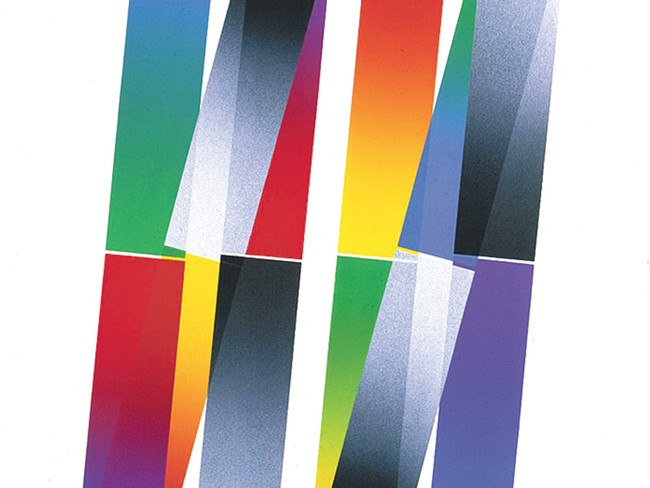 """A portion of Takeshi Hara\'s \""""Strokes"""