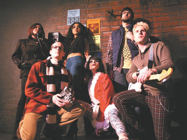 A production of Rent at the Lake City Playhouse sparked both outrage and record ticket sales. - YOUNG KWAK