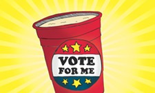 A Spirited Kickoff to Election Season