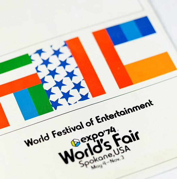 A World Festival of Entertainment booklet. - YOUNG KWAK