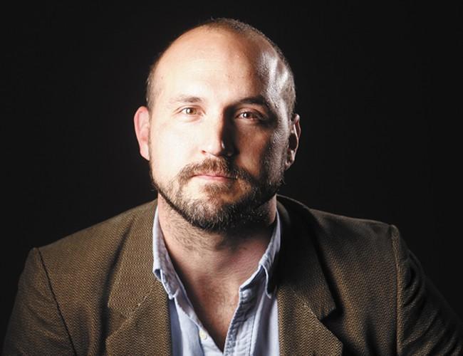 Acclaimed journalist Ben Montgomery.